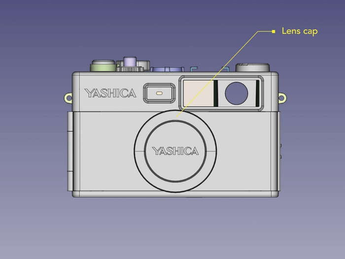 digiFilm™ Camera