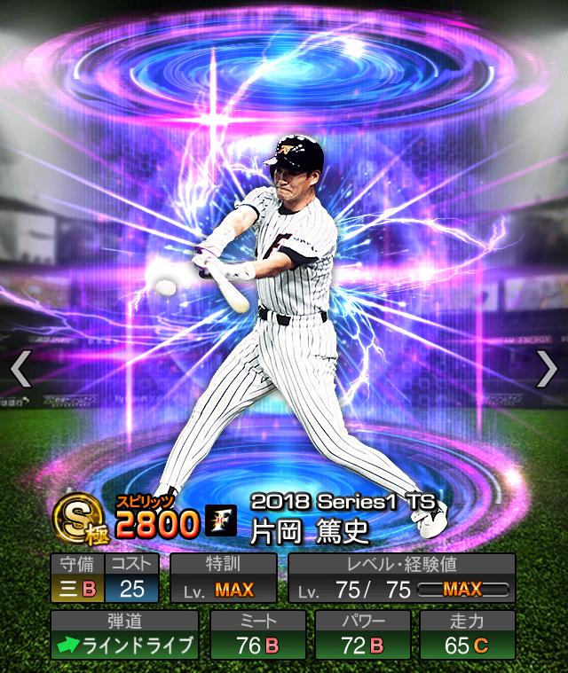 2018 Series1 TS 片岡篤史