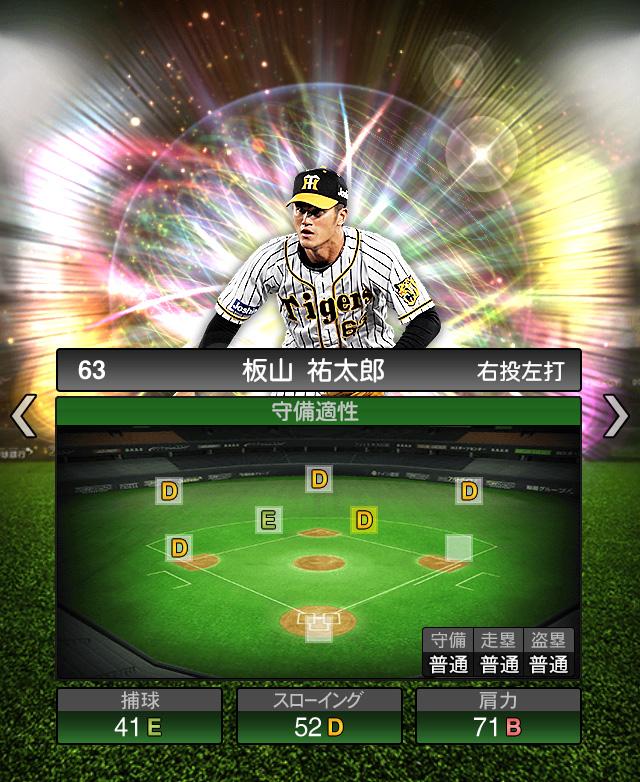 2018-Series2-板山祐太郎-守備適正