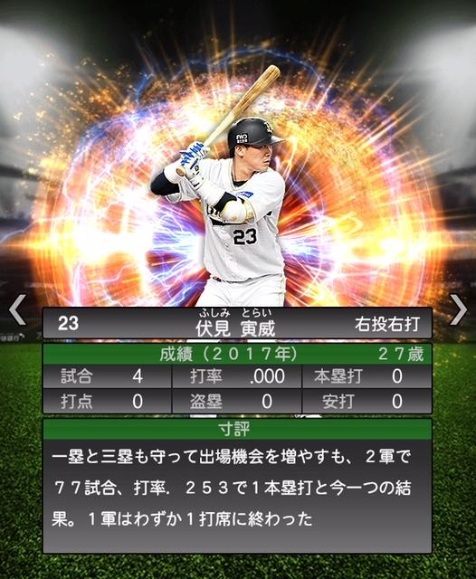 2018-Series2-伏見寅威-寸評