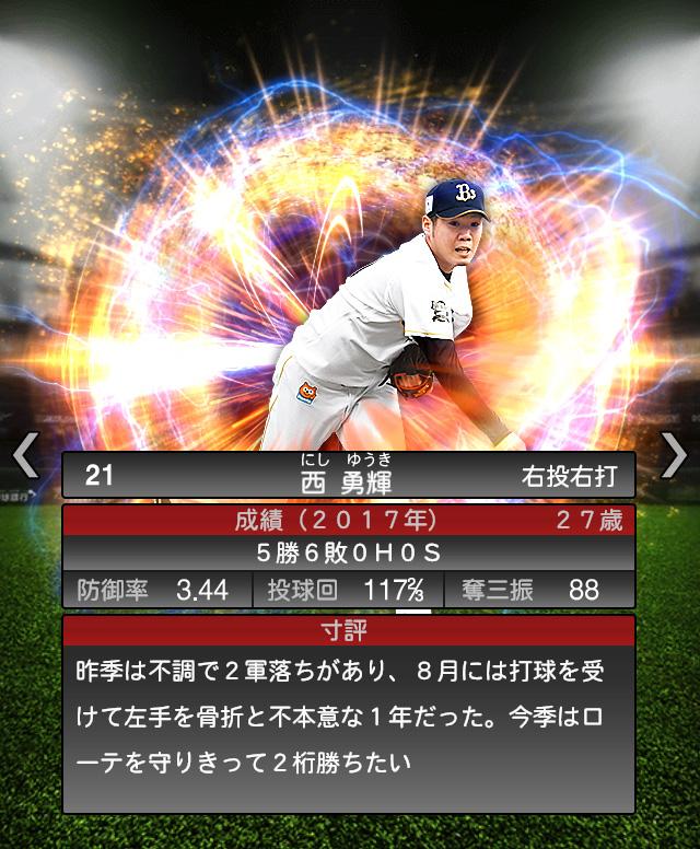 2018-Series2-西勇輝-寸評