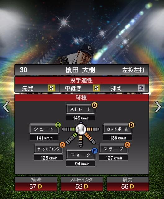 2018-s1-selection-榎田大樹-投手適性