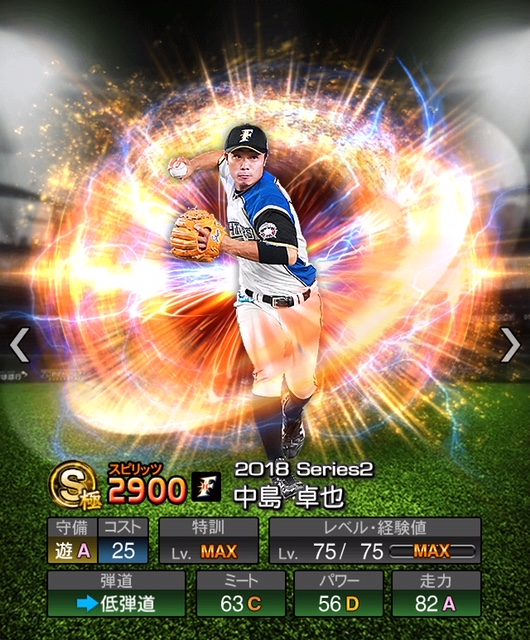 2018-Series2-中島卓也