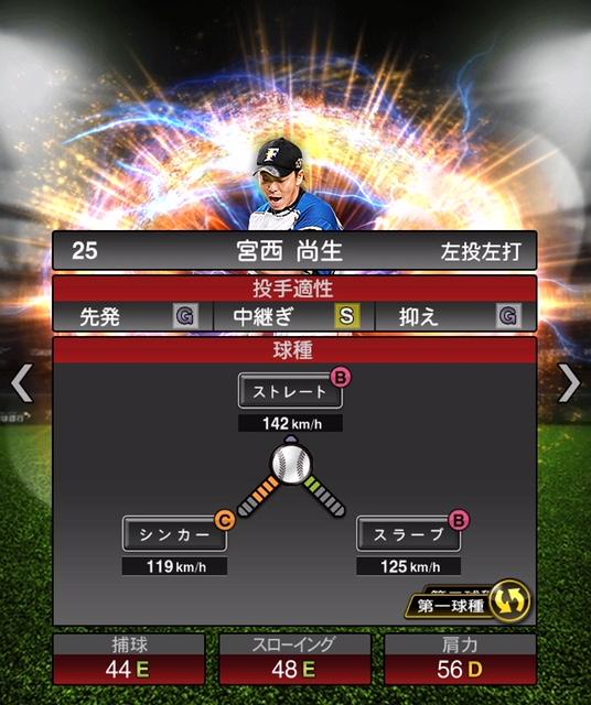 2018-s2-宮西尚生‐投手適性‐第一球種