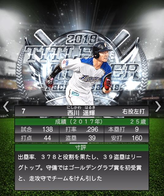 2018-th-西川遥輝-寸評