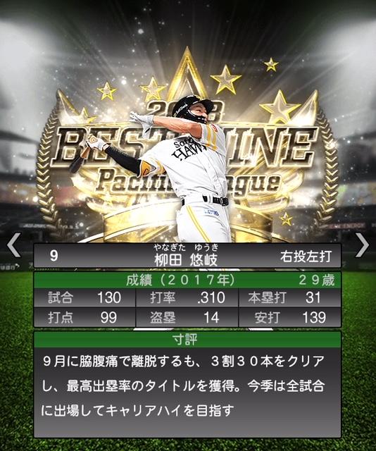 2018-b9-柳田悠岐-寸評