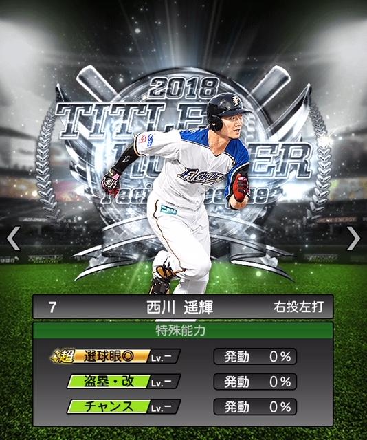 2018-th-西川遥輝-特殊能力