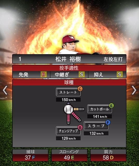 2019-s1-松井裕樹-投手適性