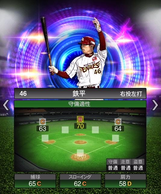 2019-ts-鉄平-守備適性