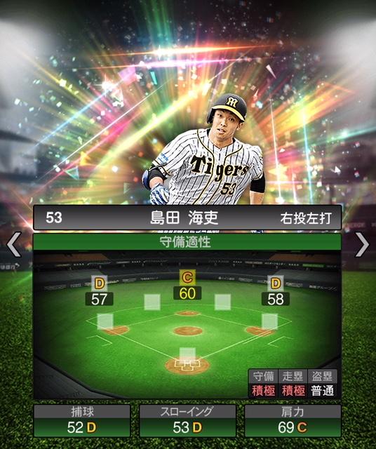 2019-s2-島田海吏-守備適性