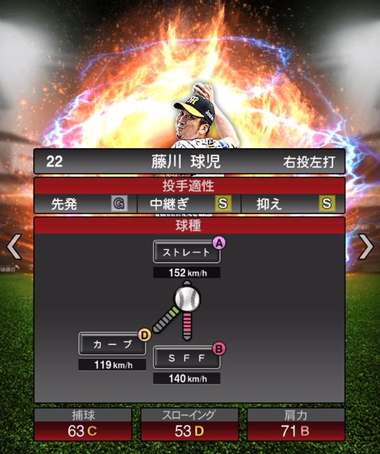 2019-s2-藤川球児-投手適性