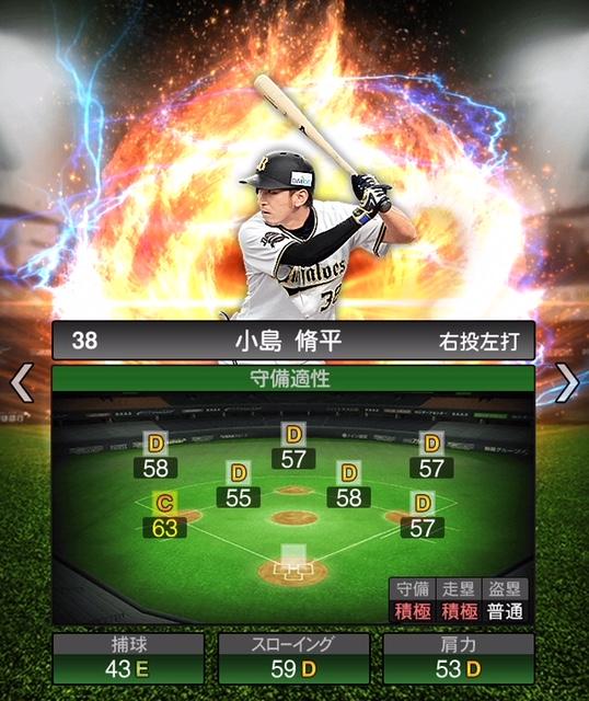 2019-s2-小島脩平-守備適性