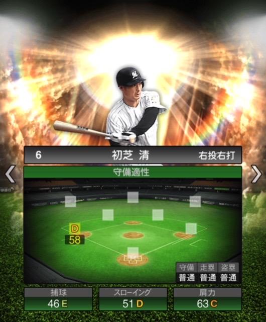2019-ob-初芝清−守備適性