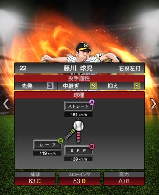 2020−s1−藤川球児−投手適性