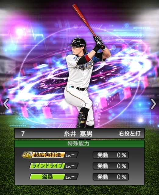 2020-ts−糸井嘉男−特殊能力