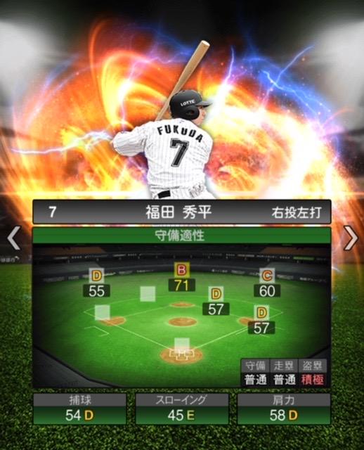 2020−s2−福田秀平−守備適性