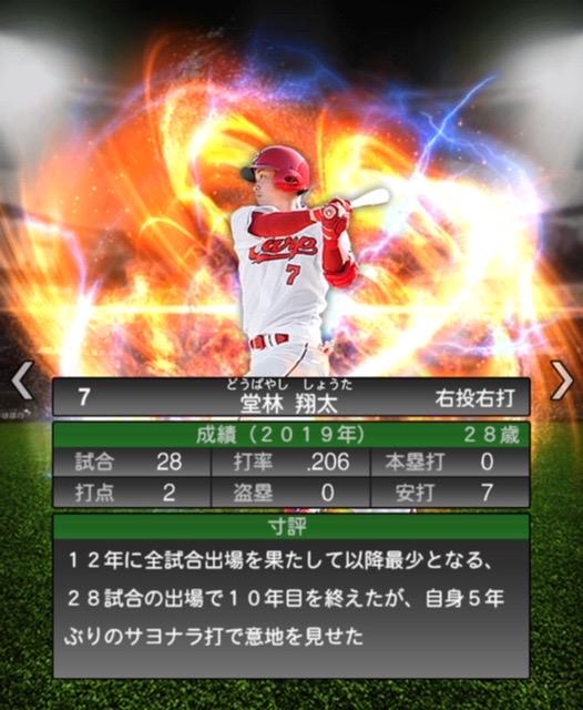 2020-s2−堂林翔太−寸評