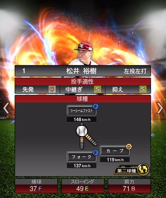 2020-s2−松井裕樹−投手適性−第二球種