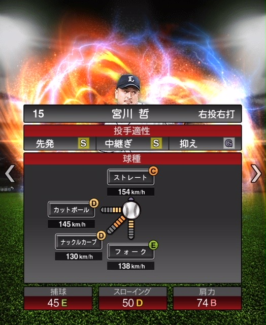 2020-s2−宮川哲−投手適性