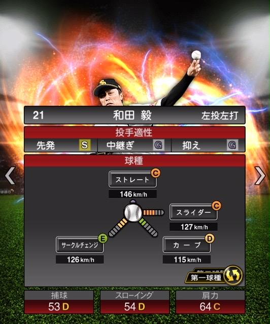 2020-s2−和田毅−投手適性−第一球種